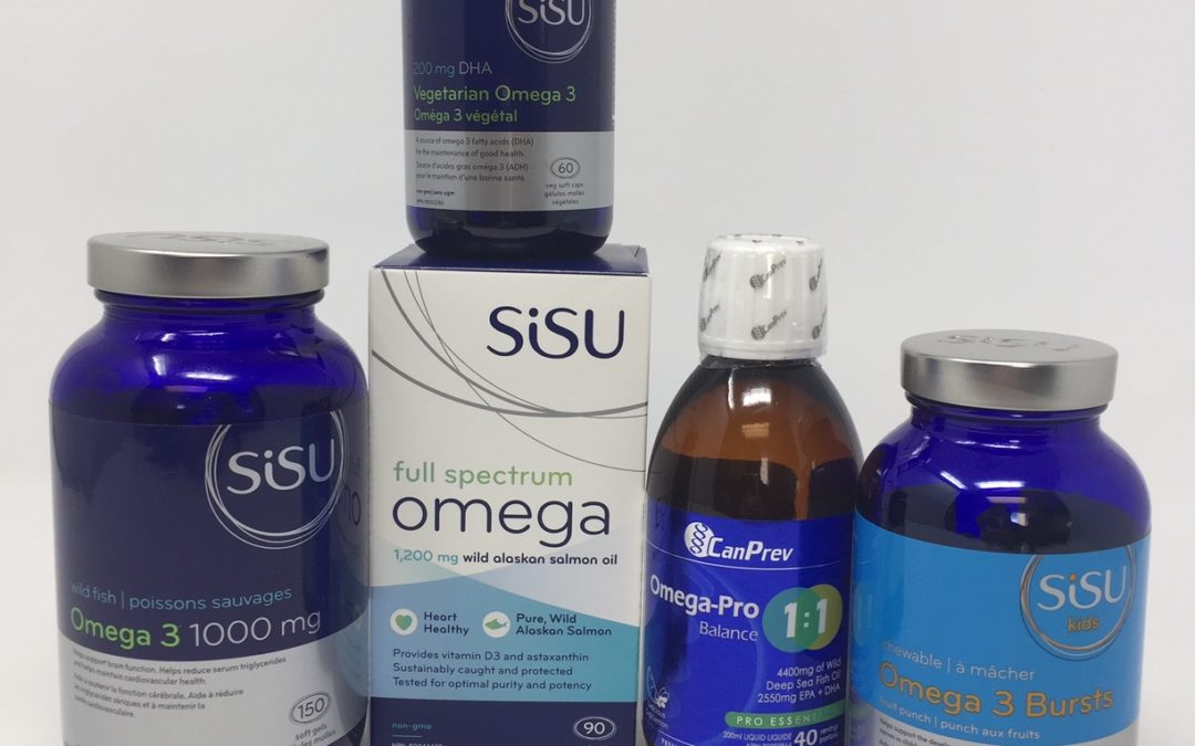 Omega 3 … Our Superstar!