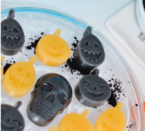 Halloween Gummies; With Added Nutrition and Immune Support